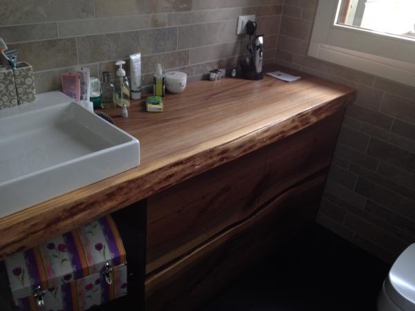 Arredo bagno in legno mobili bagno in legno librerie su misura