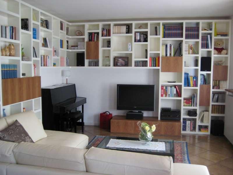 arredo bagno in legno | mobili bagno in legno | librerie su misura ...